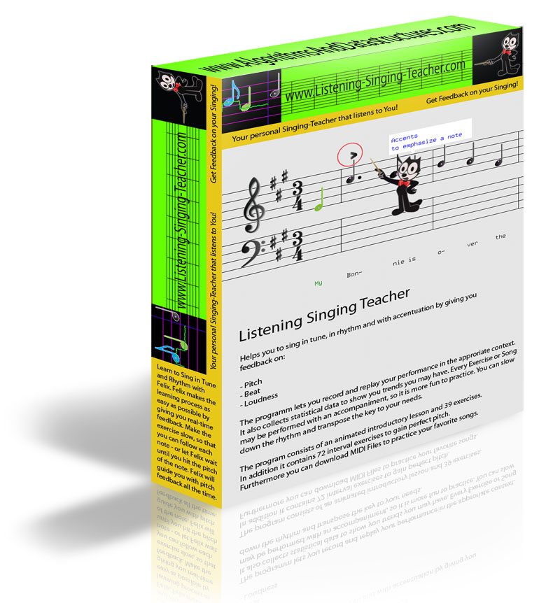 Listening Singing Teacher Box
