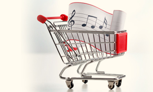 Music Education Shopping Cart